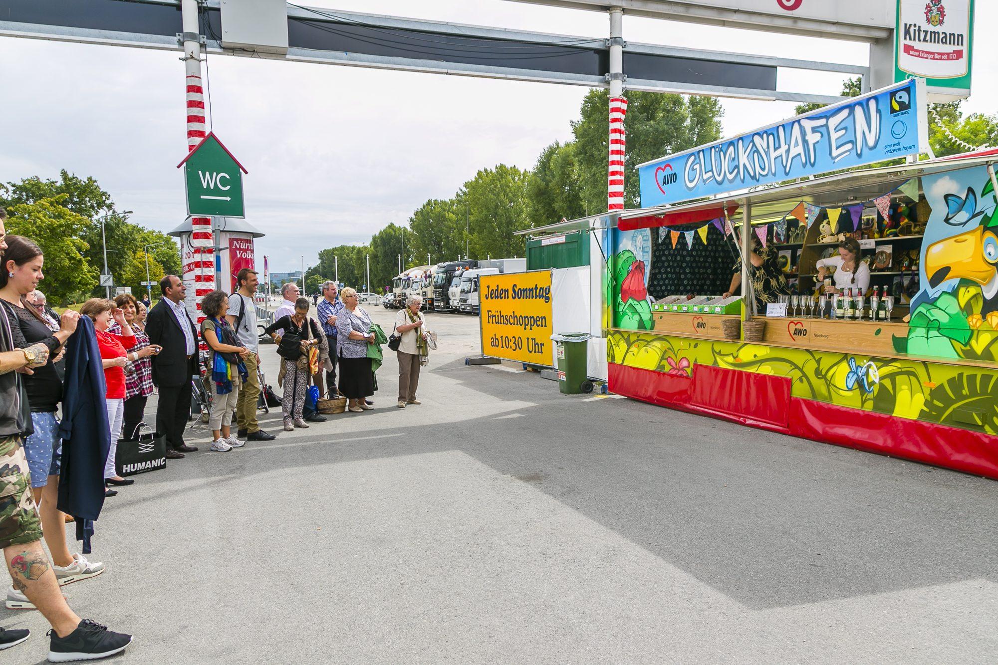Volksfest Parsberg 2021